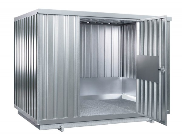 Gefahrstoffcontainer SRC 3.1W verzinkt