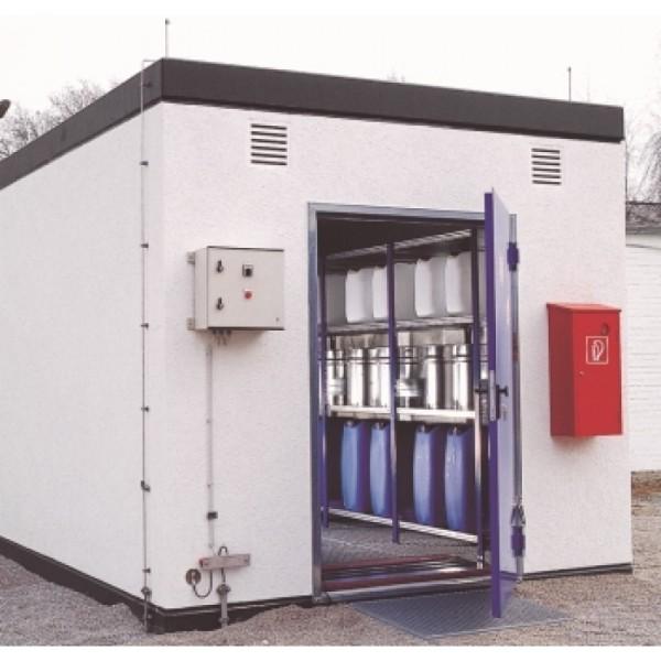 F-SAFE Brandschutzlager F90 Raum Typ BLB