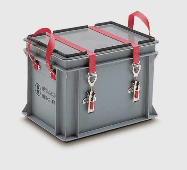 Gefahrgutbehälter 400 x 300 x 291 mm