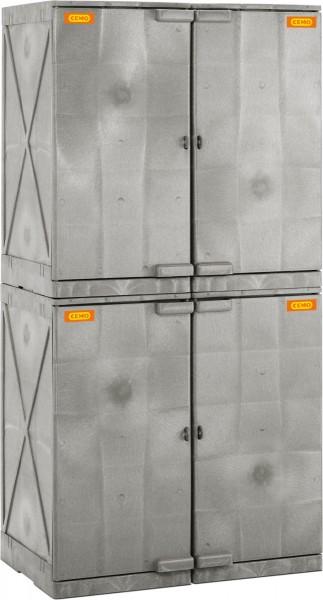 Chemikalienschrank 10/20 modular aus PE