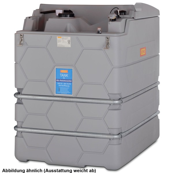 CUBE-Tankanlage 2500 für AdBlue®