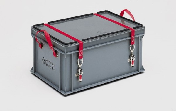 Gefahrgutbehälter 600 x 400 x 293 mm
