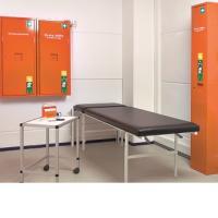 Sanitätsraum-Ausstattung
