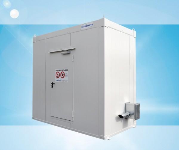 F-SAFE Brandschutzcontainer REI90 Regal