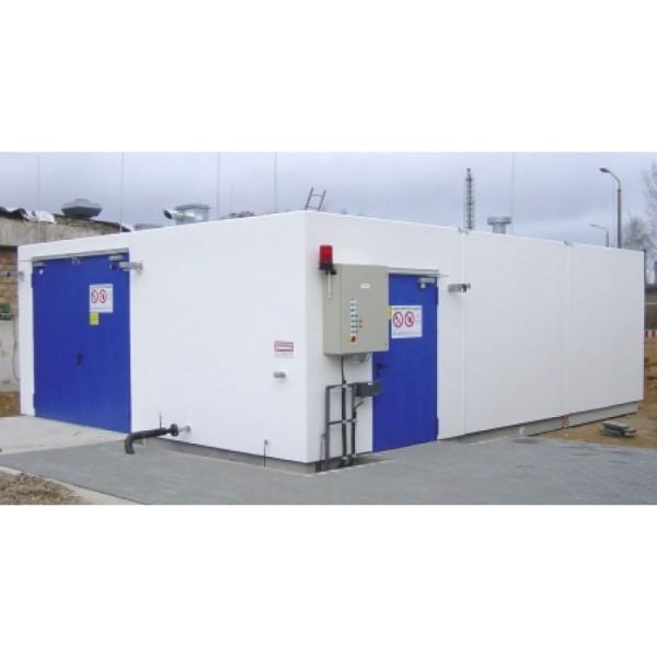 Li-SAFE Lithium-Batterielager F90 Raum
